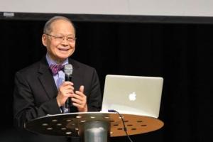 黃小石博士。(圖:台北新生命小組教會) <br/>
