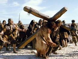 《基督受難記》記錄了耶穌基督一生中最後的12個小時。(電影劇照) <br/>