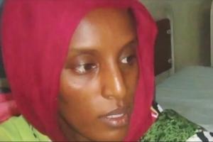 因信仰基督教而被控以通姦罪判百下鞭刑後獲釋的蘇丹婦女易卜拉欣(MeriamYehya Abrahim)向美國媒體講述其獄中的經歷。 <br/>