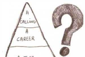 工作是出於關心自己的前途,還是回應職場召命﹖ <br/>