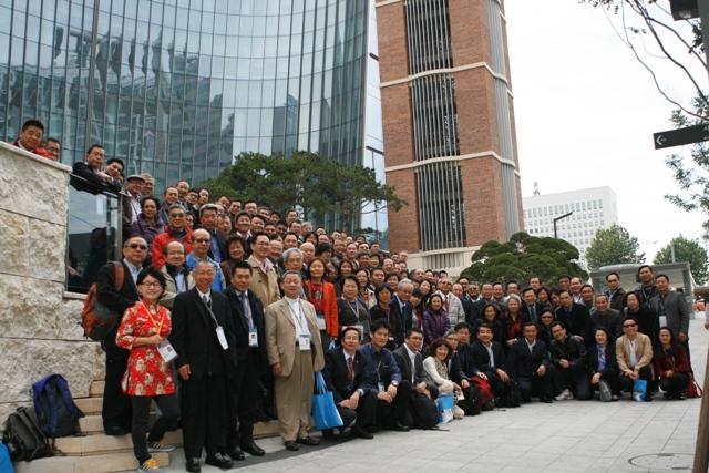 華福「異象2020」全球論壇己於10/29-11/1在韓國首爾舉行。(圖:華福中心)