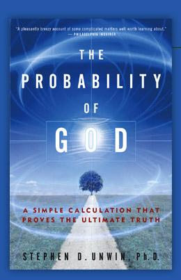 斯蒂芬昂溫《神的概率》一書嘗試去「計算」神存在的可能性。