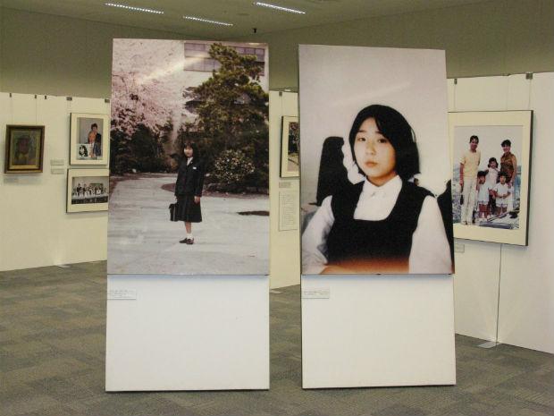 被朝鮮綁架的女孩橫田惠。