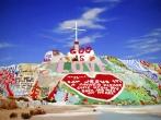 美圖集:八旬基督徒老人耗時24年建造「救贖山」