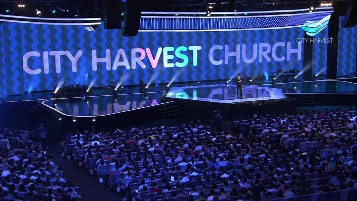 亞洲最大的教會之一、新加坡城巿豐收教會