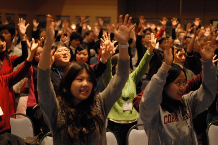 教會要培養有恩賜的年輕人,使其有朝一日能夠被神使用。