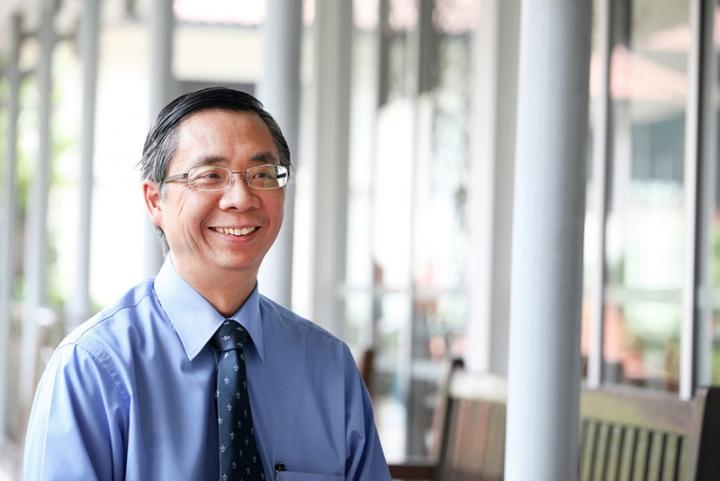 OMF現任國際總主任馮浩鎏牧師盼2022年內使團能增加一千名同工,承擔「未竟的使命」。
