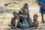肯亞的飢荒