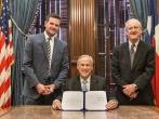 德克薩斯州州長格雷格·阿博特(Greg Abbott)15日簽署一項法案,防止納稅人通過保險計劃為墮胎提供資金補助。