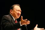 著名歸正神學家唐崇榮牧師指出,單憑良心不能上天堂。 (圖:來自網絡)