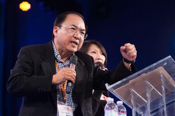 劉彤牧師提醒基督徒:神應許你不用再懼怕! (圖:來自網絡)