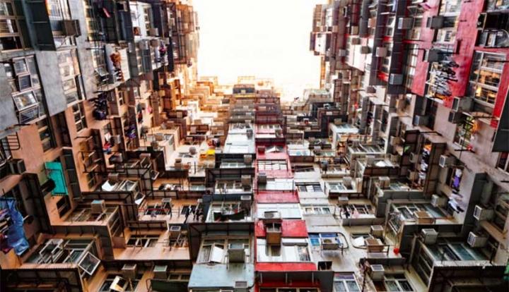 香港社會衝突分化演裂, 教會面臨「劏房化」﹖(圖:propertyshowrooms)