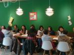 台基督長老教會台南中會富強教會在進行週四小組聚會。 (圖:來自富強教會官網)