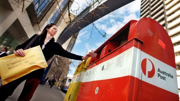 9月12日至10月27日,公民可訪過郵政投票調查方式決定同性婚姻合法化與否。 (圖:悉尼晨鋒報)