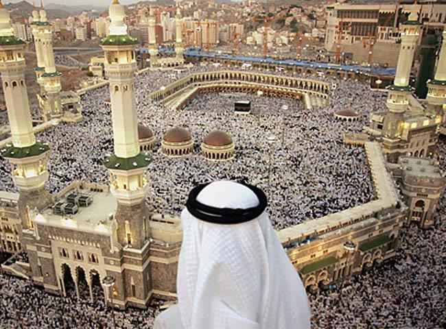 約200萬人正進行伊斯蘭宗教之麥加朝覲  (圖:來自網絡)