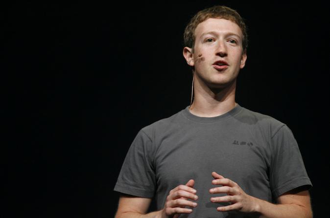 扎克伯格表示絕不希望臉書被用於破壞民主政治。 (圖:來自網絡)