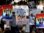 Newspoll數據顯示,澳洲同性婚姻公投中反對票比例上升。