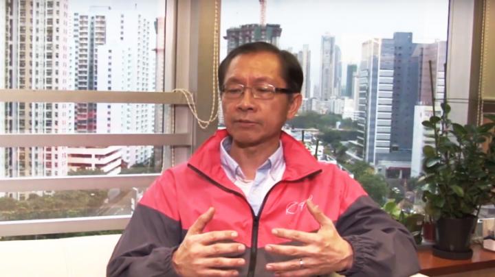 政府有關性別承認的公眾諮詢將於本年10月底結束,明光社總幹事蔡志森呼籲「一人一信」向性別承認立法說不。(圖:Youtube視頻擷圖)