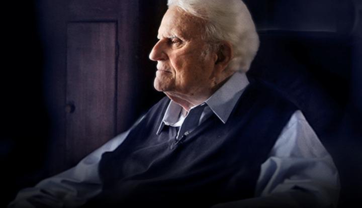 著名佈道家葛培理「安靜」迎接99歲壽辰。(圖:Gospel Herald)