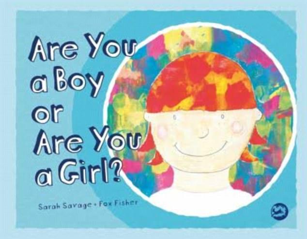 《你是男孩還是女孩?》(Are You a Boy or Are You a Girl?)書中一個泰迪熊男孩名叫托馬斯,他告訴朋友埃羅爾:「我需要做回自己,在我的心中,一直都知道自己是女泰迪熊,而不是男泰迪熊。」