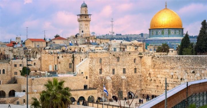 美國總統特朗普11月6日正式承認耶路撒冷為以色列首都,引起國際強烈反彈和爭議。(圖:網絡)