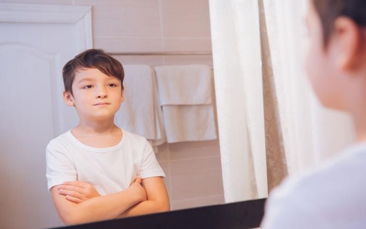 兒童變性可能會對生理上有不良影響(圖:網絡圖片)