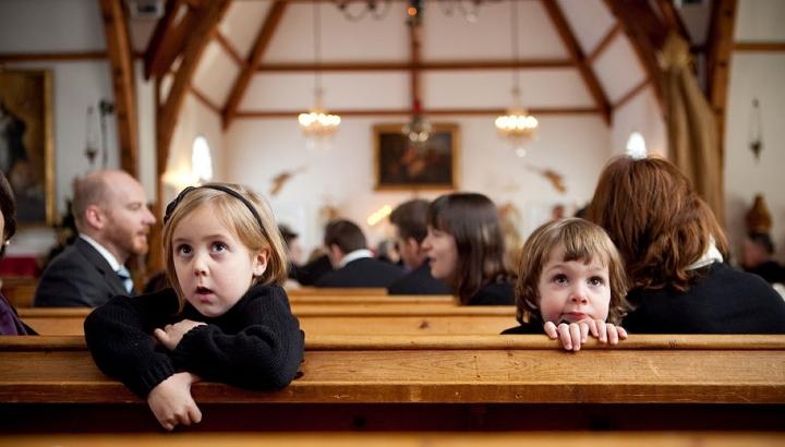 尼爾森表示令孩子真正接受基督才是令他們留在教會的關鍵(圖:網絡圖片)