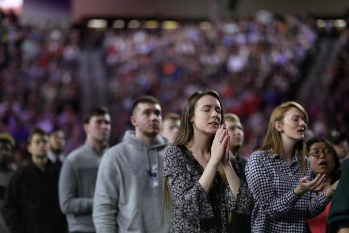 美國白人基督徒比例已經下降到50%以下(圖:網絡圖片)
