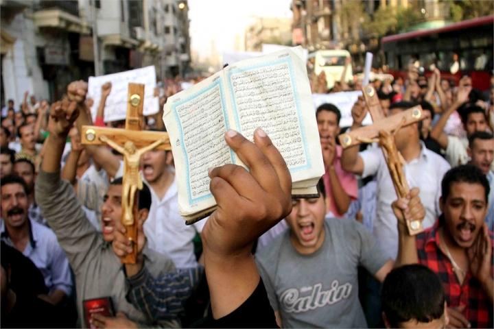 埃及和土耳其基督教徒近年受到針對性對待(圖:網絡圖片)