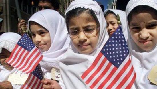 皮尤研究中心最新研究顯示,穆斯林人數迅速增長。(圖:網絡圖片)