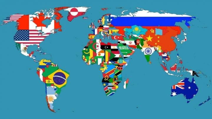 199國家之中43國家有國家宗教,13國家以基督教為國教並受優惠。(圖:網絡圖片)
