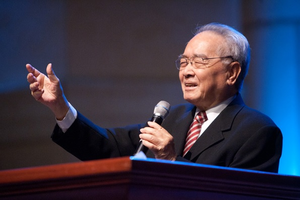 馮秉誠牧師:他不是「大牌牧師」,是懷著還福音債的強烈使命感。(圖:「舉目」臉書)