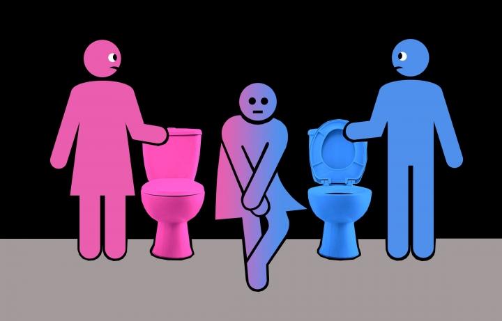惠特克不滿學校限制變性學生使用洗手間的選擇(圖:網絡圖片)