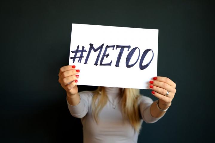 加里森鼓勵家長可就#MeToo運動教導孩子如何面對性騷擾(圖:網絡圖片)