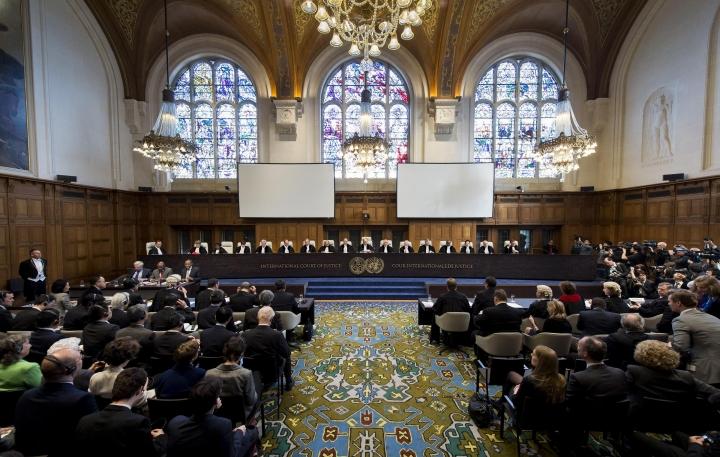 16國家的法庭單方面指同性婚姻合法。(圖:網絡圖片)