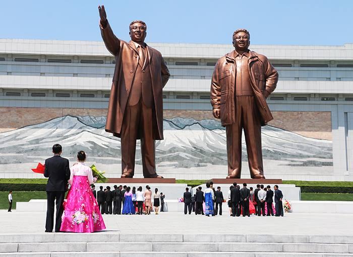 北韓在世界觀察名單仍然排行第一位(圖:網絡圖片)