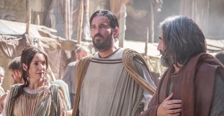 "《使徒保羅》劇照。(圖:""Paul, Apostle of Christ"" Movie)"