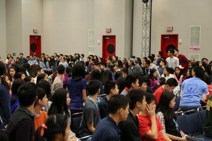 年輕中國留學生是教會的服侍對象。(圖:網絡圖片)
