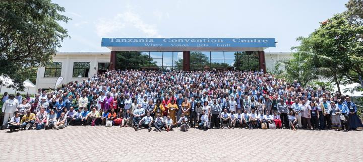 來自世界各地1,000多名代表出席世界宣教大會。(圖:「世界基督教協進會」官網)