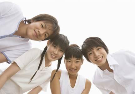 青少年的身分被認同有增自信。(圖:網絡圖片)