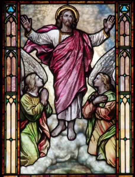 耶穌基督復活帶給世人平安。(圖:網絡圖片)