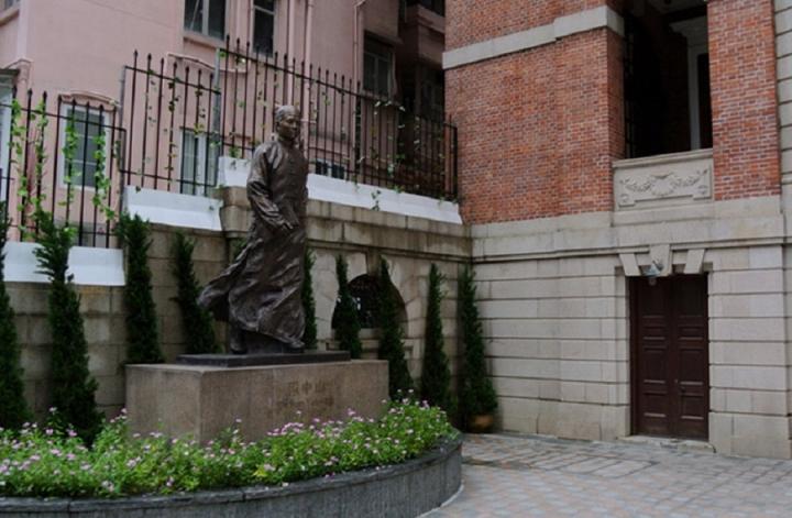 國父孫中山的革命思想受基督教影響,相片為「孫中山紀念館」。(圖:網絡圖片)