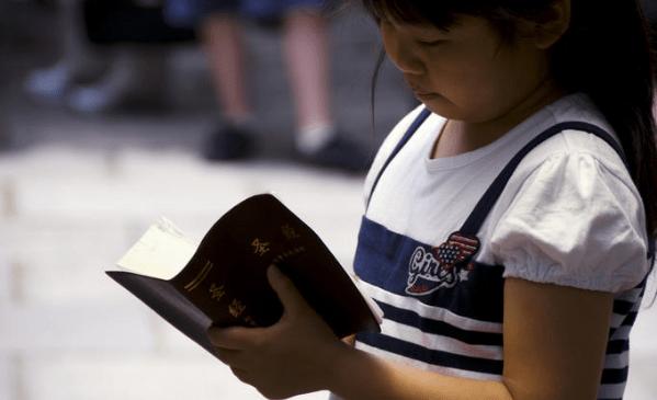 兒童是接受福音的黃金時期。(圖:Christianhome11)