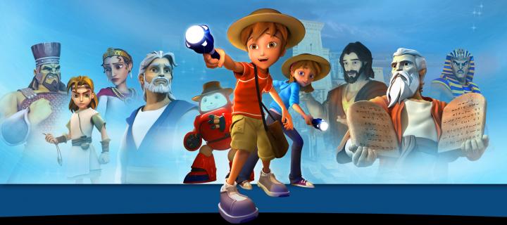 重新製作的3D版動畫《妙妙書》受到廣泛支持(圖:網絡圖片)