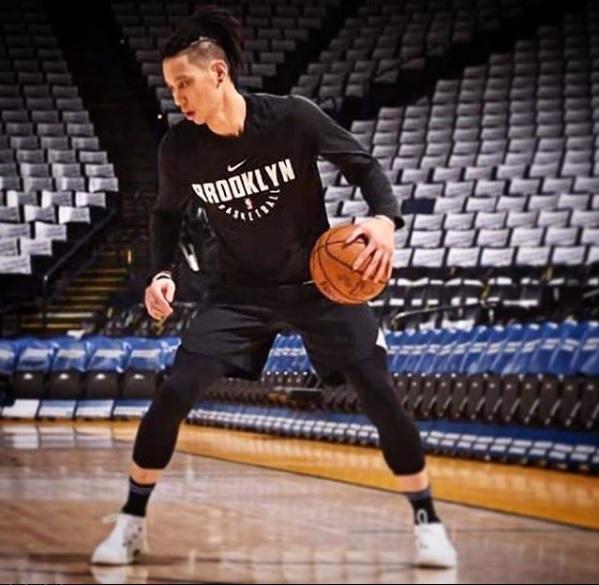 著名華裔基督徒籃球運動員林書豪 (instagram/jlin7)