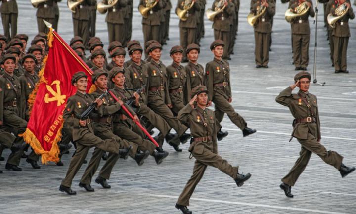 「隱形福音」傳入北韓威力強大。(圖:北韓官網)