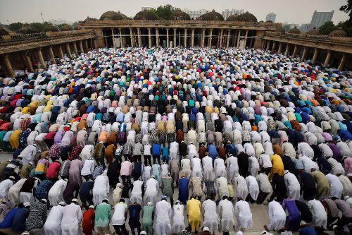 伊斯蘭教齋戒月。(圖:湯森路透)