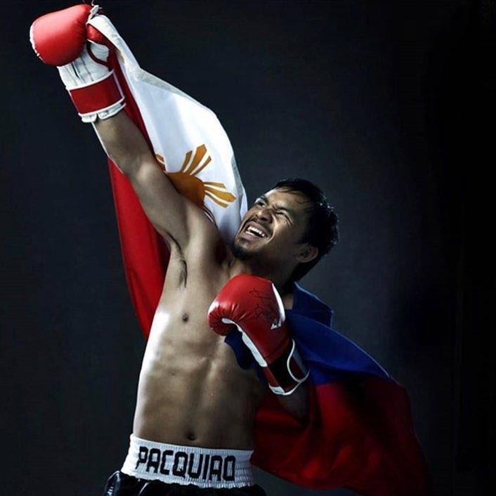 菲律賓拳王兼國會議員曼尼.帕奎奧(Manny Pacquiao) (Facebook/Manny Pacquiao)