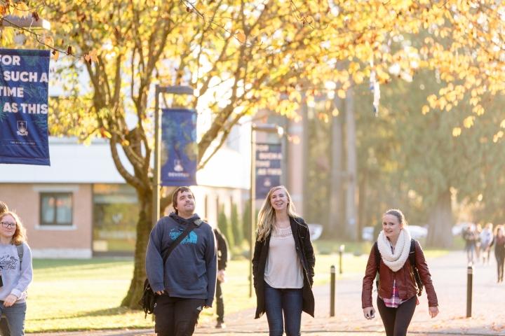 加拿大「西三一大學」因基督信仰被最高法院否決其法學院的資格認證。(圖:Trinity Western University)
