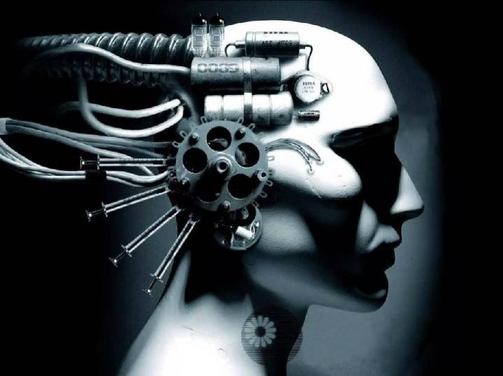 人工智能會有靈魂嗎? (圖:來自網絡)